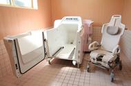 介護付き浴室